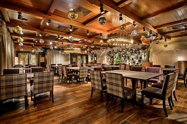 Рестораны красногорска для нового года